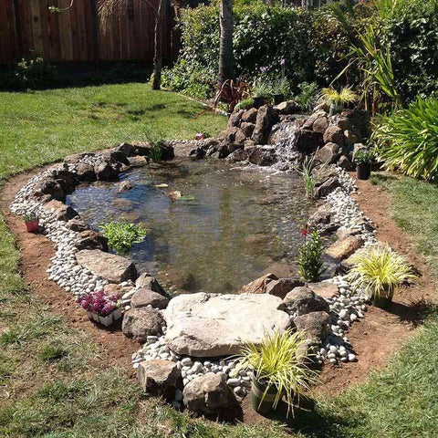Savio 16 ft. x 21 ft. DIY Pond Kit Model PP3000-pond kit-Savio-Kinetic Water Features