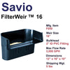 Image of Savio DIY 8 ft. x 11 ft. Backyard Pond Kit Model PP800-pond kit-Savio-Kinetic Water Features