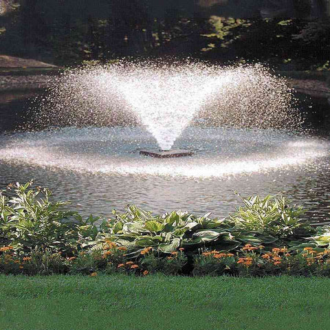 Scott Aerator 1/2-HP DA-20 Display Aerator-aerator-Scott Aerator-Kinetic Water Features