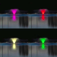 Scott Aerator Color-Changing LED Fountain Light Sets