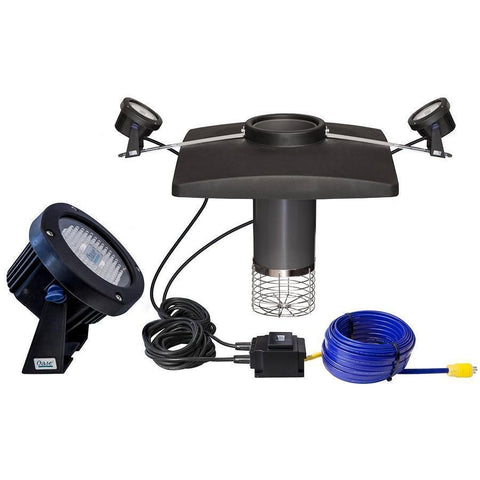 Scott Aerator Commercial Grade LED Light Set-aerator-Scott Aerator-Kinetic Water Features