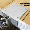 Image of Scott Aquasweep Dock Mounted Lake Muck Blaster-Water Mover-Scott Aerator-Kinetic Water Features