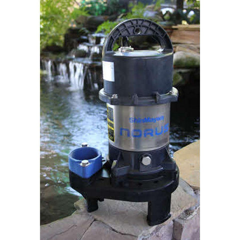 ShinMaywa 1/3 HP Pump - 50CR2.25S-ShinMaywa-Kinetic Water Features