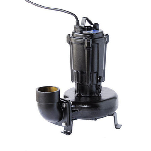 ShinMaywa 3HP Three Phase Submersible Pump - 80CNL42.2T-2-ShinMaywa-Kinetic Water Features