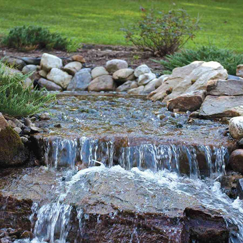 Small Pond-Free Waterfall Kit by Atlantic Water Gardens-waterfall kit-Atlantic Water Gardens-Kinetic Water Features