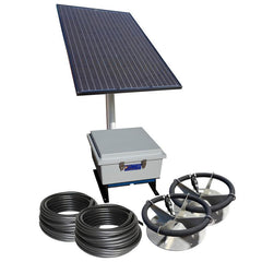 US Solar Mounts - SLA-SD2-BLDC Ground Mount Kit-US Solar Mounts-Kinetic Water Features