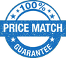 Image of 100% Price Match Guaranteed