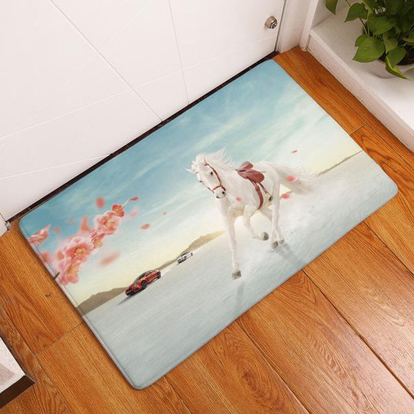 Tapis de sol waterproof