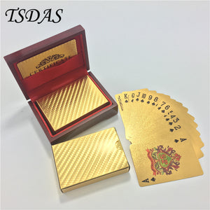 Golden Deck of Cards