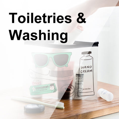 Toiletries And Washing