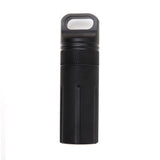 Precision Aluminum Pill or Match Waterproof Container