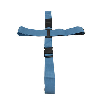 Heavy Duty Secure Adjustable Cross Luggage Straps