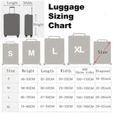 Size Chart - PhotoReal Fur Baby Luggage Cover