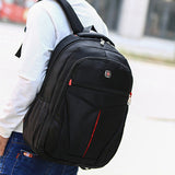 Rugged Unisex Backpack Travel Laptop Bag - FREE Shipping