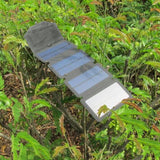 Solar Solution™ - 8W Portable Solar Panel Charger
