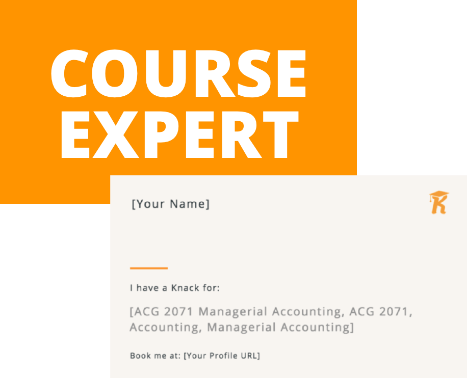 Course Expert - Business Cards