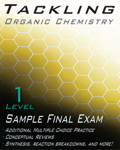 Sample Final Exam (105 MC) & Final Review Drive Access (CHEM 261)