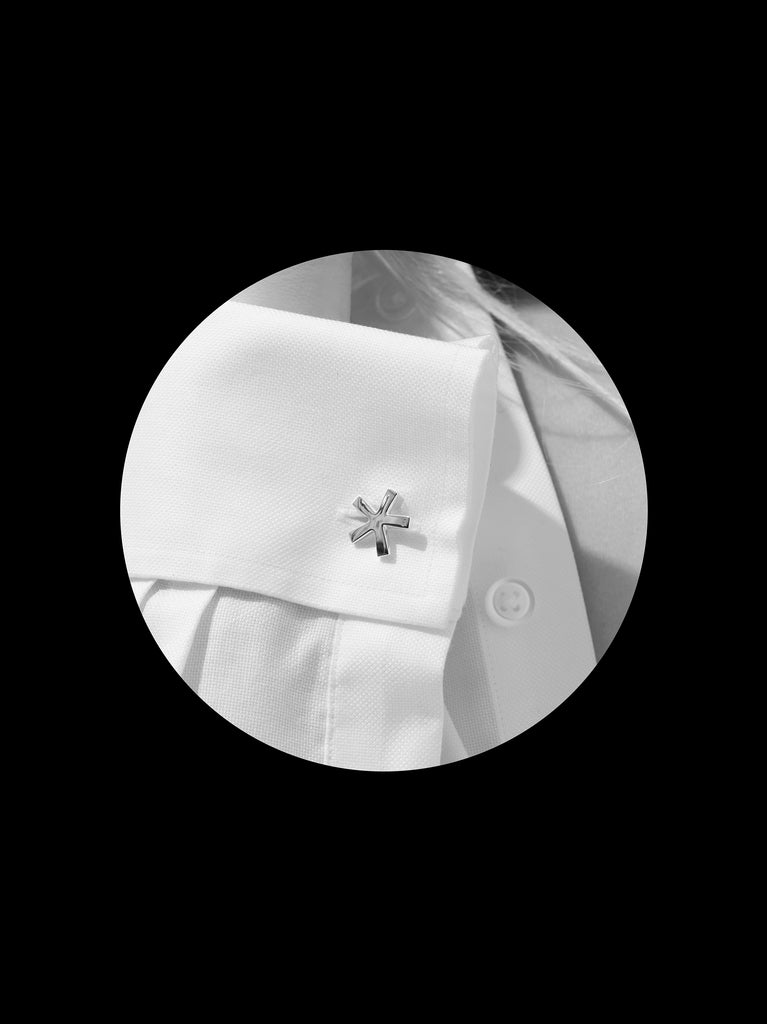 Asterisk of Five Cufflinks