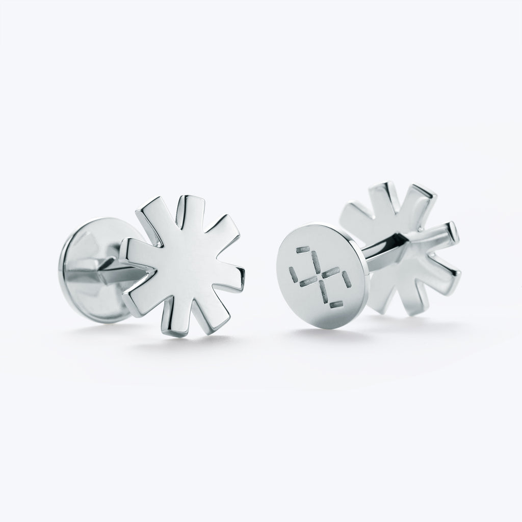 Asterisk of Eight Cufflinks