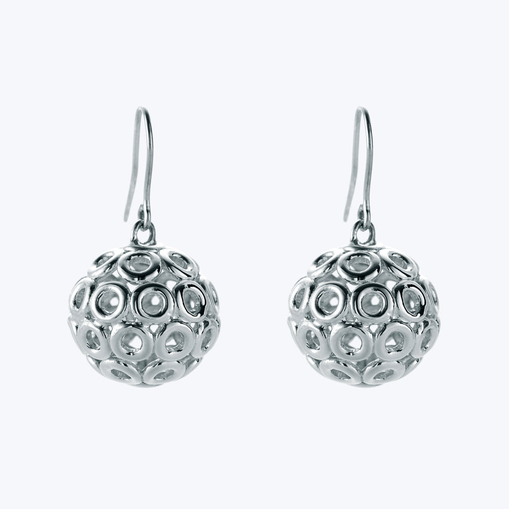 Dangling Spheres (With Hook)