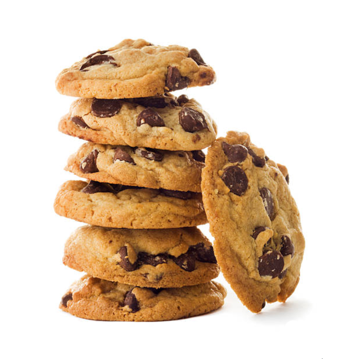 The Absolute Best Chocolate Chip Cookies