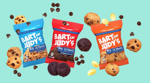 BART AND JUDY'S CHOCOLATE CHIPS