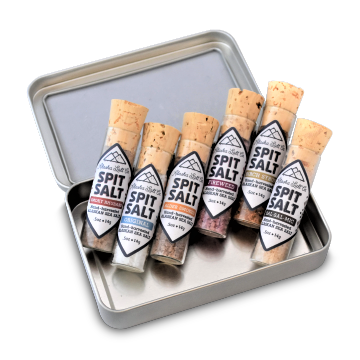 Salt Sampler 6-Pack