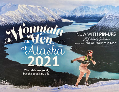 Calendar Mountain Men of Alaska