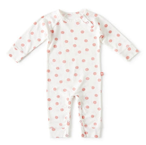 Baby Strampler Dots punkte Little Label