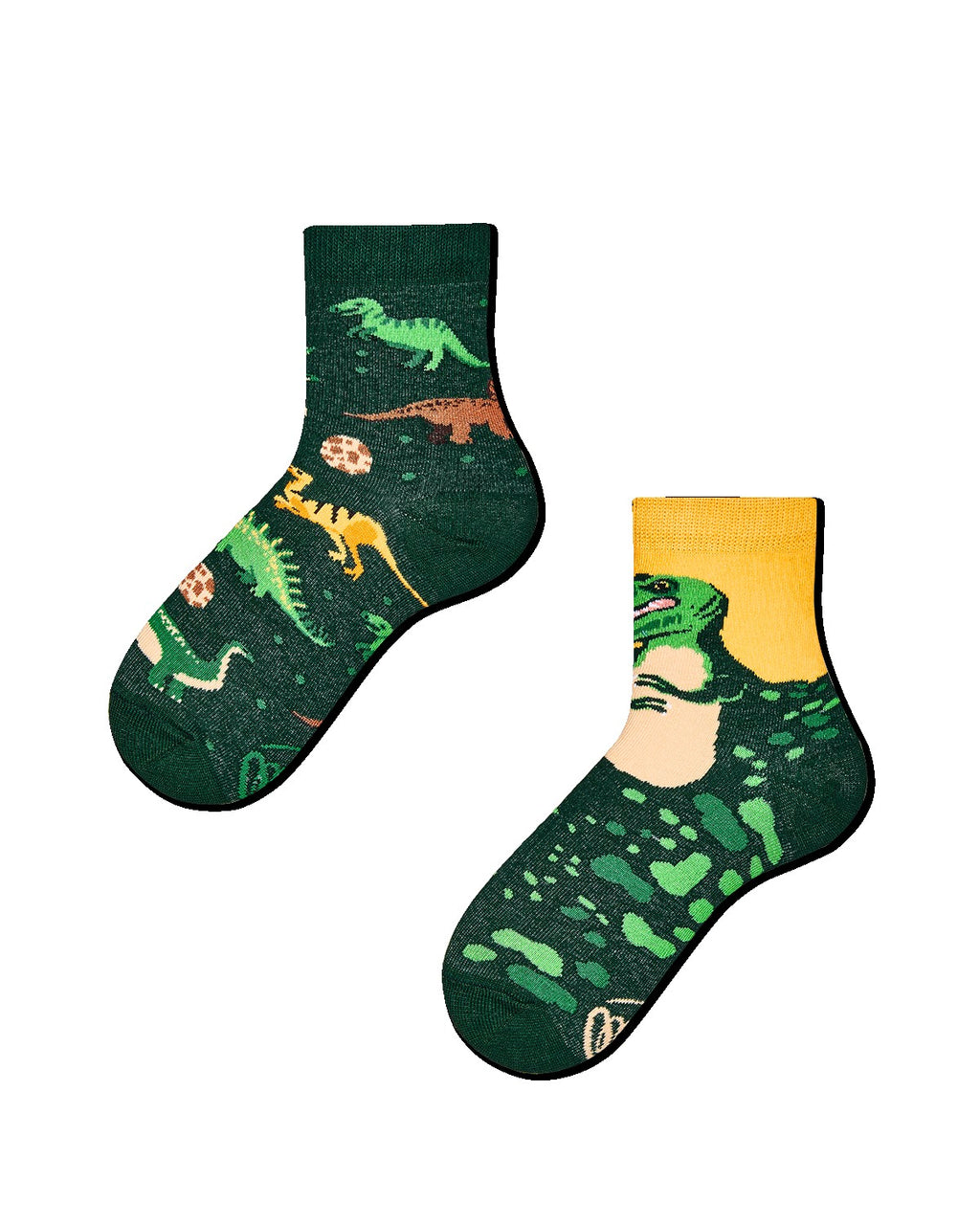 Dinosaurier Socken many mornings many mornings