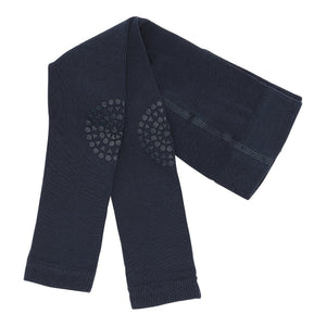 Krabbel Leggings Navy Blue Go baby Go