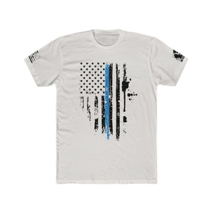 955ceb9b Men's Hanging Thin Blue Line Tee