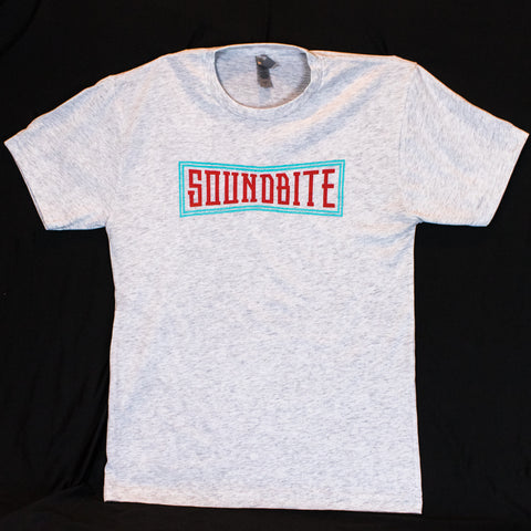 Soundbite Tri Blend T-Shirt Heather White