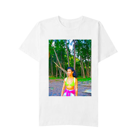 Jhené Photo Tee I + Trip Digital Album