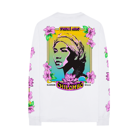 CHILOMBO LOTUS L/S T-SHIRT + DIGITAL ALBUM