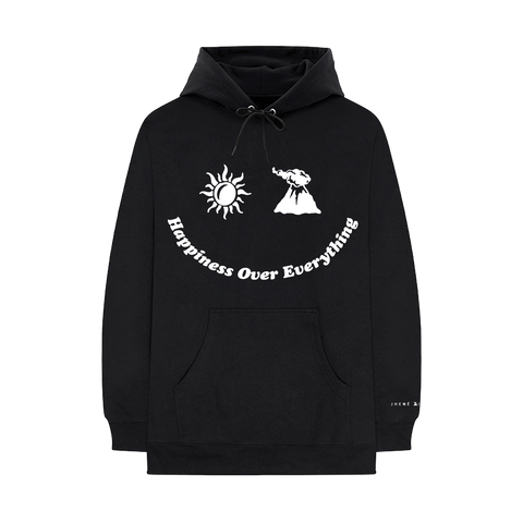 HAPPINESS OVER EVERYTHING HOODIE