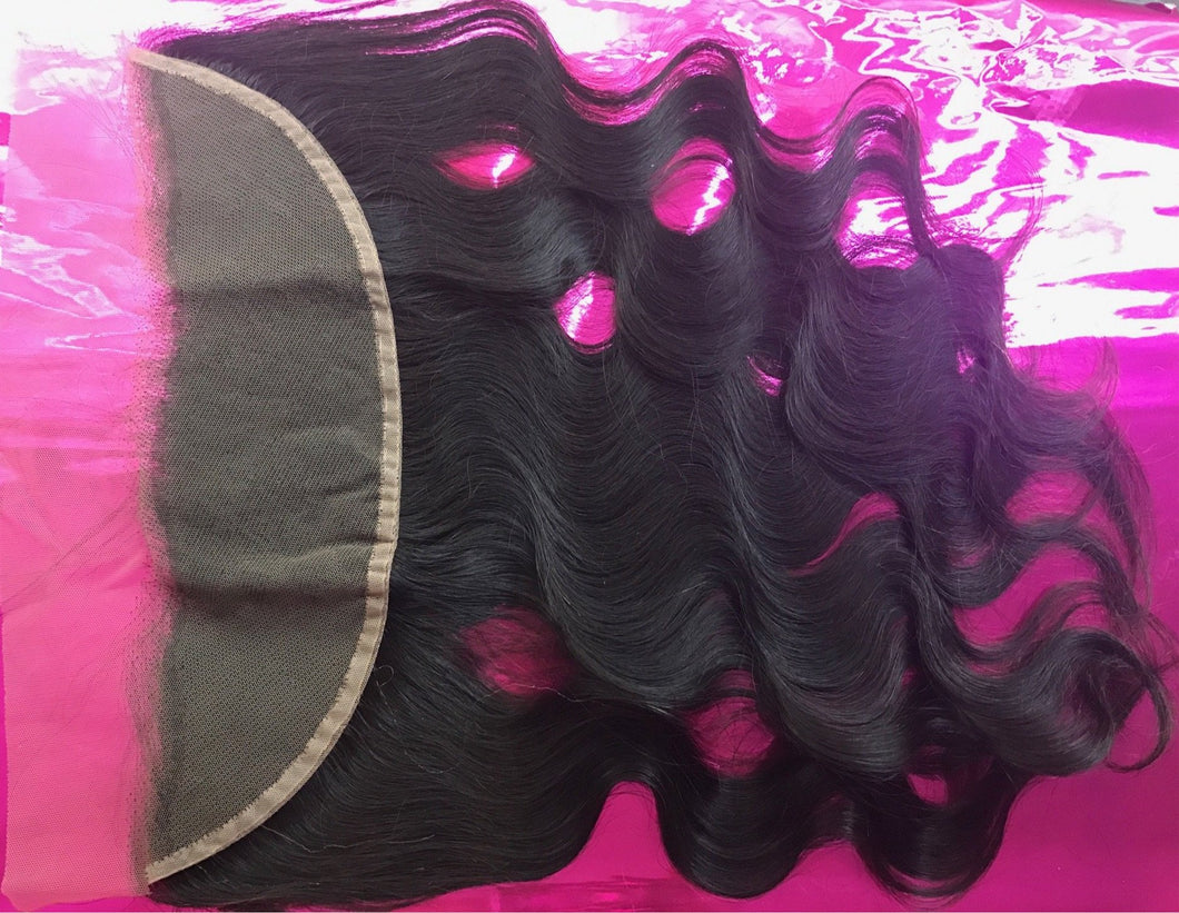Princess Wave Frontal
