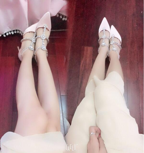 Women Satin T-bar Strap Pump Shoes