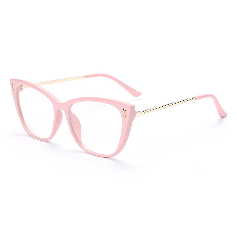 Women Retrox Catx Eye Glasses Frames