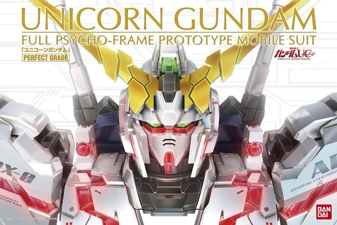 PG Gundam Unicorn With LED Package Deal