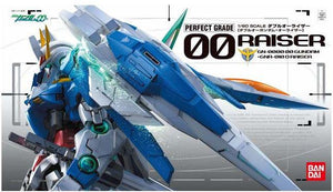 PG OO Raiser with Clear Parts Package Deal
