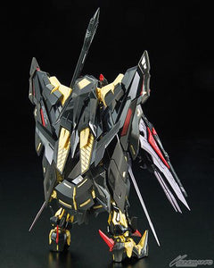 RG Astray Gold Frame & 1/144 Scale Action Base Sparkle Red