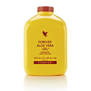 FOREVER ALOE VERA GEL - Our Forever Aloe Vera Gel® is as close to the real thing as you can get.