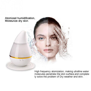 LED Air Humidifier Essential Oil Ultrasonic Aroma Therapy Diffuser