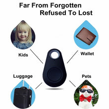 Dog Anti-lost Smart Bluetooth Tracker