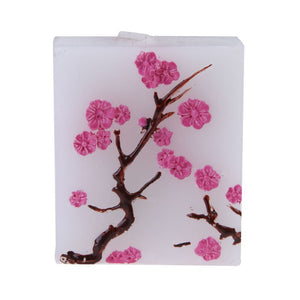 Cherry Blossom  Candle Set