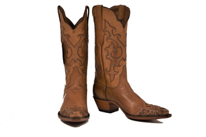Ladies Hand Tooled Ranch