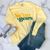 Sic Em Bears Excellence Long Sleeve