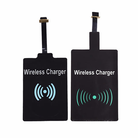 MYTECH101 Universal Qi Wireless Charger Adapter