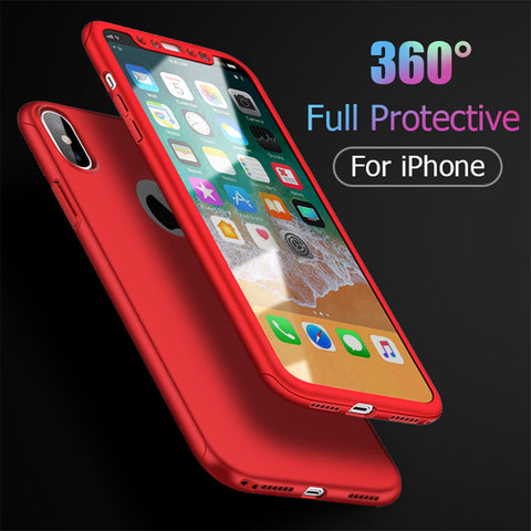 MYTECH101 360 Full Protective Case For iPhone